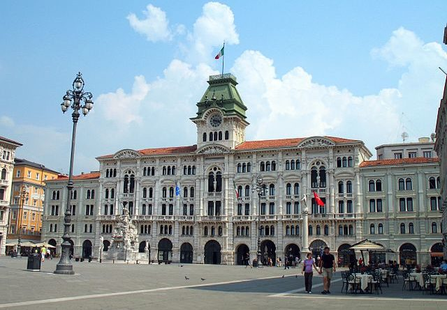 Operatore amministrativo contabilità e bilancio sede di Trieste