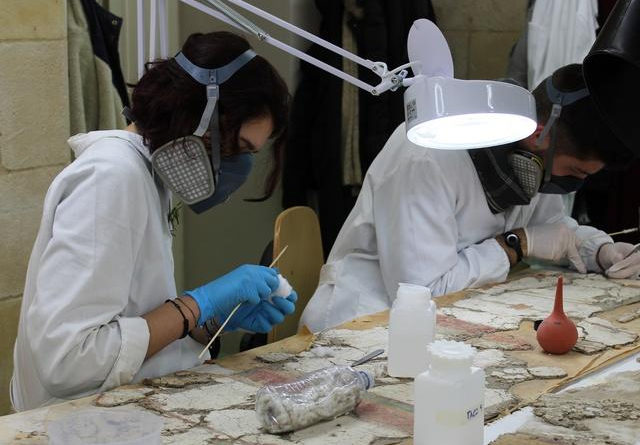 Concorso pubblico, per esami, per l'ammissione di venticinque allievi corso di laurea in conservazione e restauro dei beni culturali