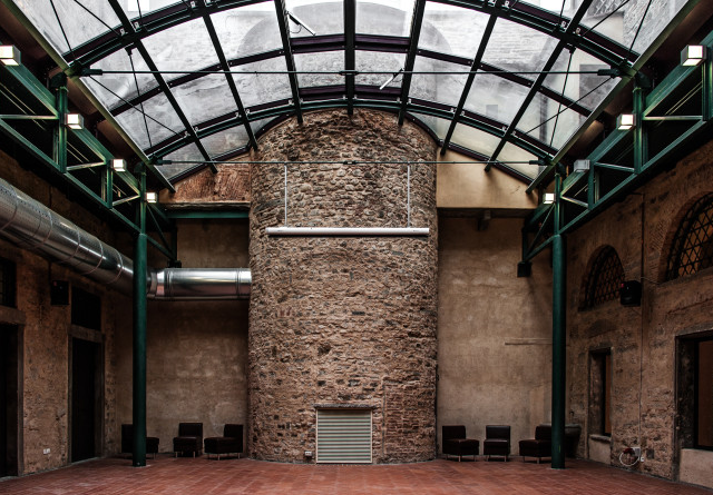 Residenze d'artista in azienda – Progetto Europeo Smath